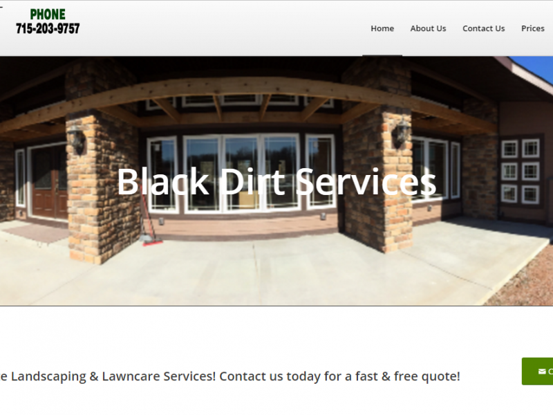 Black Dirt Services