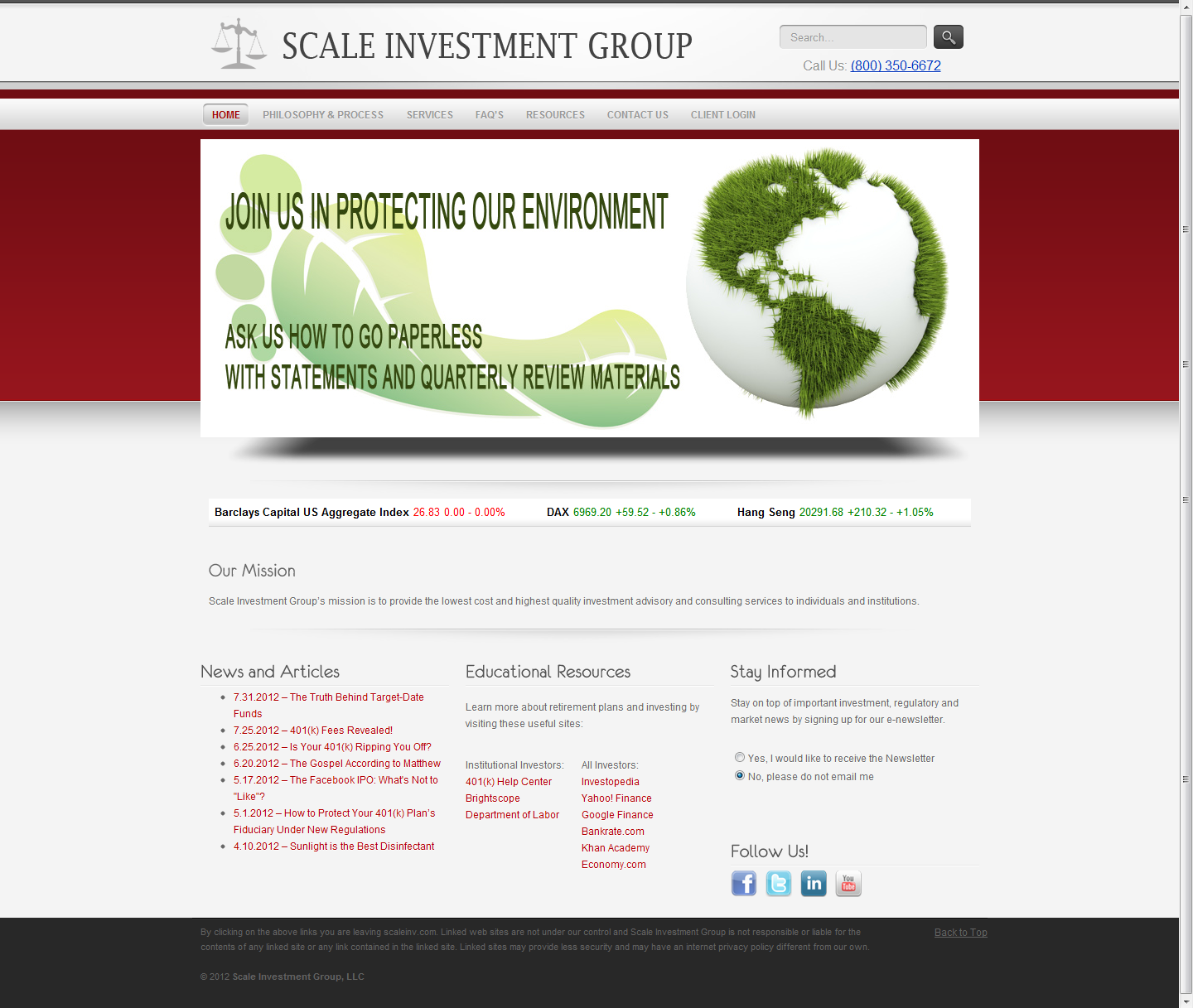 Scale Investment Group