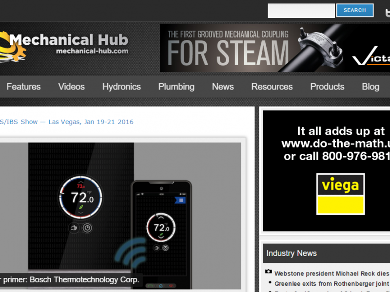 Mechanical Hub